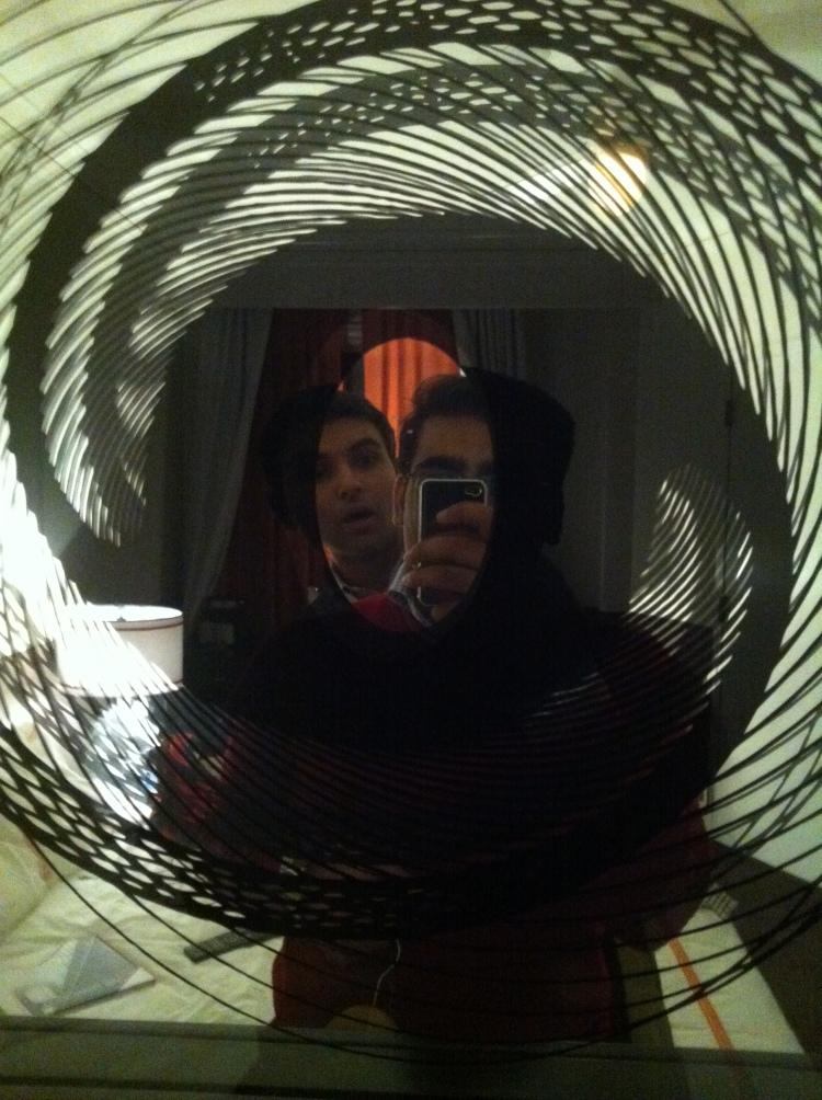 Vertigo Mirrors