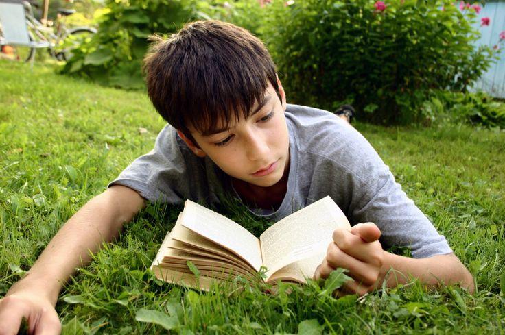 avid reader student