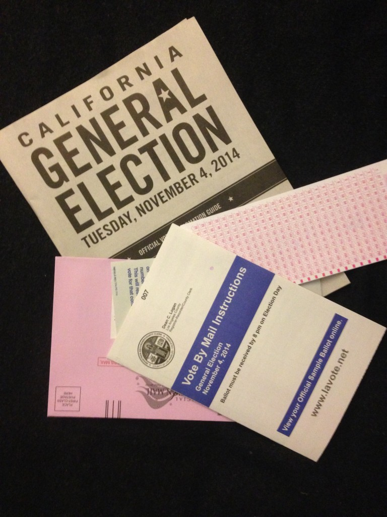 California Voting Information