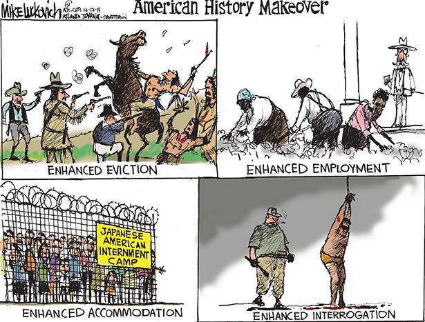 american history makeover