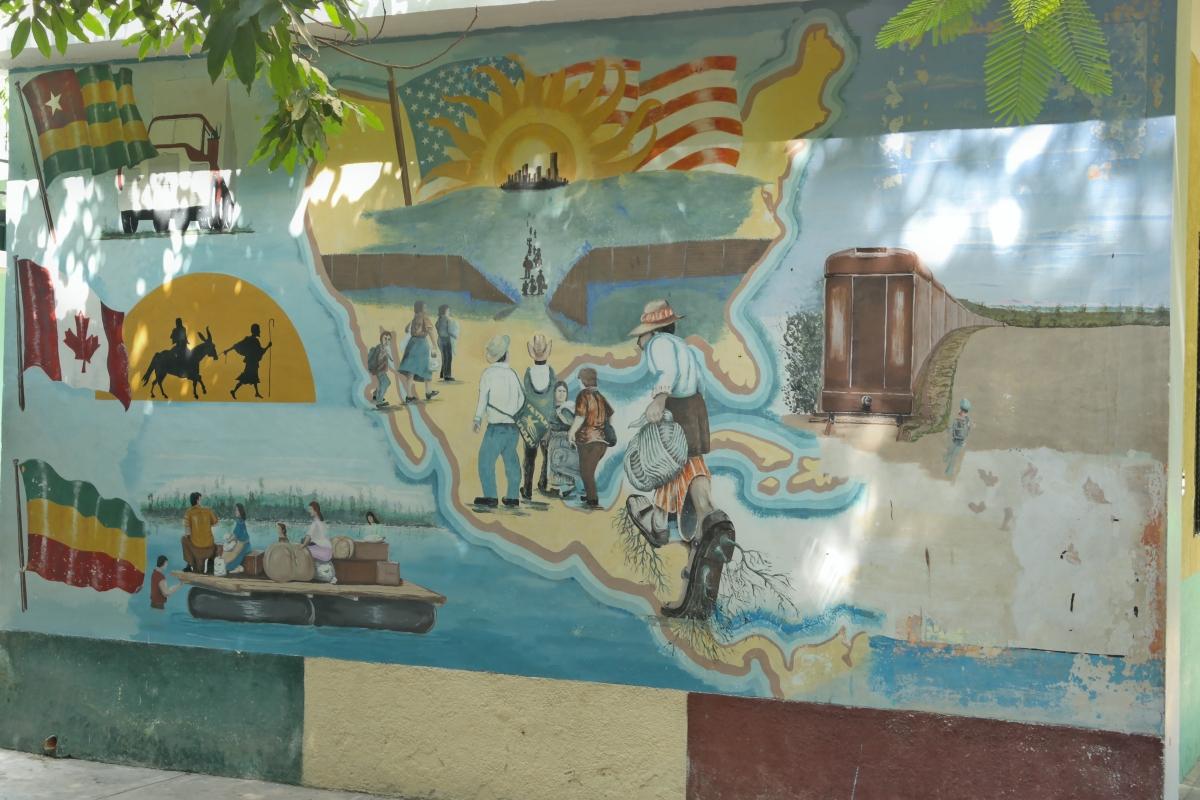 Mural_CasadeMigrante_TecunUman_Guatemala